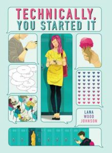 technically you started it by lana wood johnson cover image