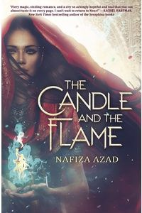 The Candle And The Flame book cover