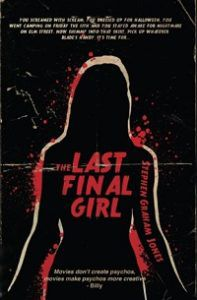 the final last girl by stephen graham jones cover