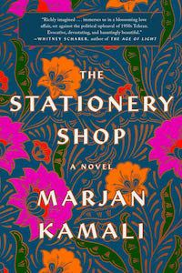 The Stationary Shop by Marjan Kamali book cover