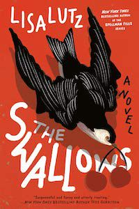 The Swallows by Lisa Lutz book cover