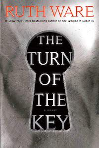 The Turn of the Key by Ruth Ware book cover - best books to read this summer