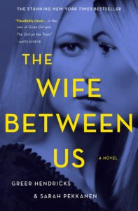 The Wife Between Us cover