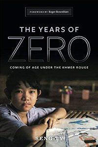The Years of Zero by Seng Ty cover