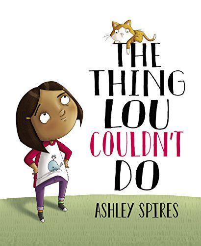 thing lou couldn't do book cover
