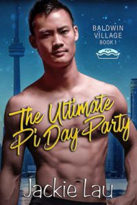 cover of The Ultimate Pi Day Party by Jackie Lau