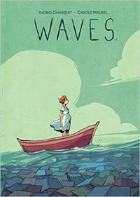 Waves by Ingrid Chabbert book cover