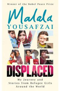 We Are Displaced book cover