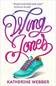 Wing Jones by Katherine Webber cover