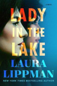 Senhora no lago