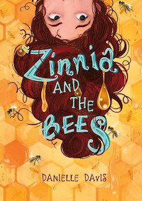 Zinnia and the Bees Book Cover