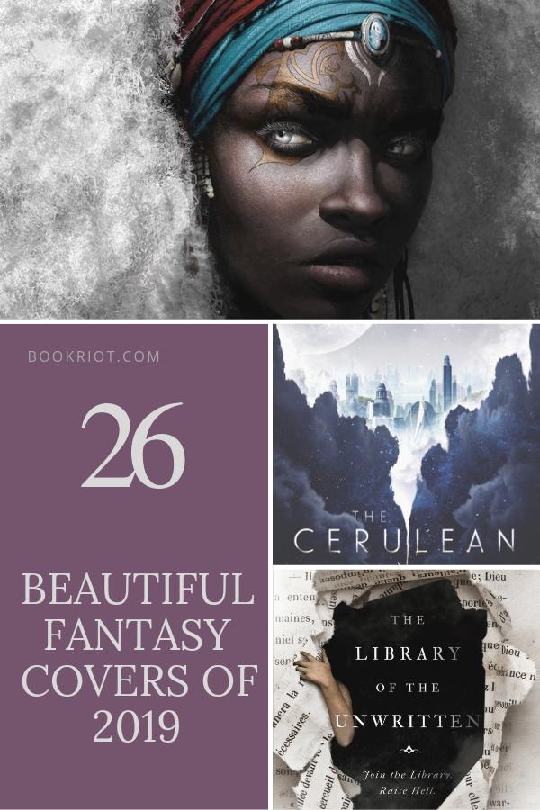 26 Beautiful Fantasy Covers of 2019