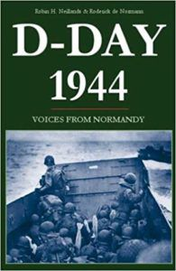 D-Day Voices from Normandy Book Cover