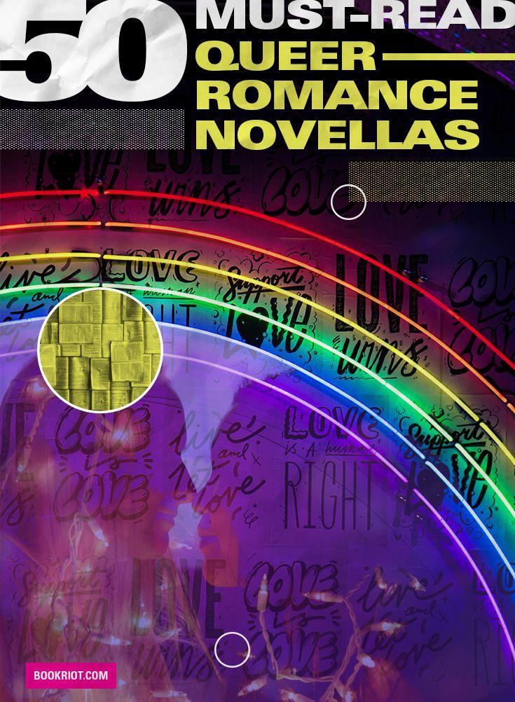 50 Must-Read Queer Romance Novellas