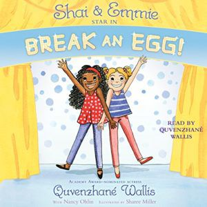 Shai & Emmie audiobook cover