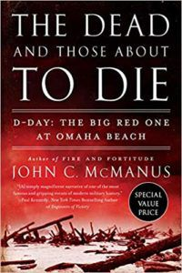 The Dead and Those About to Die Book Cover