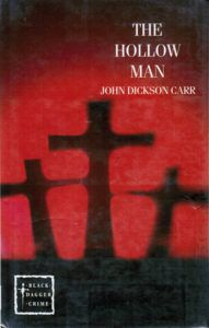 Hollow Man book cover