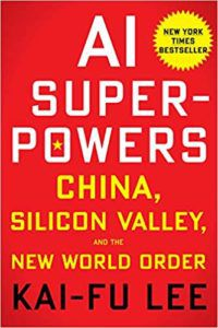 AI Superpowers book cover