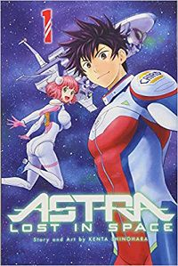 Astra Lost in Space - Kenta Shinohara cover