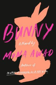Bunny by Mona Awad cover image