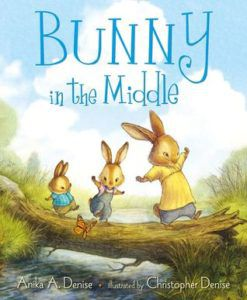 Bunny in the Middle by Anika A. Denise