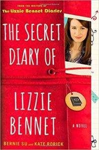Cover of the Secret Diary of Lizzie Bennet by Bernie Su and Kate Rorick