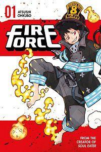 Fire Force - Atsushi Ohkubo