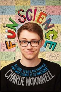 Cover of Fun Science by Charlie McDonnell