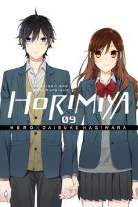 Horimiya cover