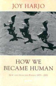 How We Became Human Joy Harjo cover