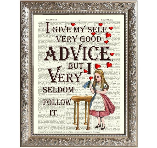 I_give_myself_very_good_advice_but_I_very_seldom_follow_it_tenniel_alice_with_hearts_on_dictionary_page