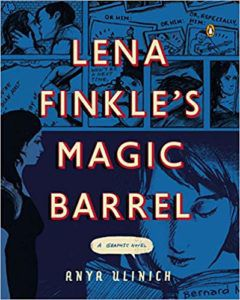 Lena Finkle's Magic Barrel cover image