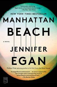 Manhattan Beach por Jennifer Egan