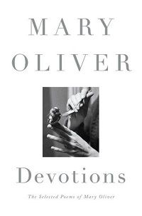 Mary Oliver Devotions cover in Best Poetry Books