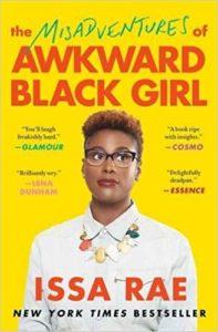 Misadventures of Awkward Black Girl por Issa Rae capa