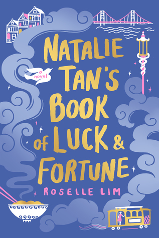 Natalie Tan's Book of Luck and Fortune by Roselle Lim cover image