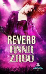 Cover of Reverb by Anna Zabo