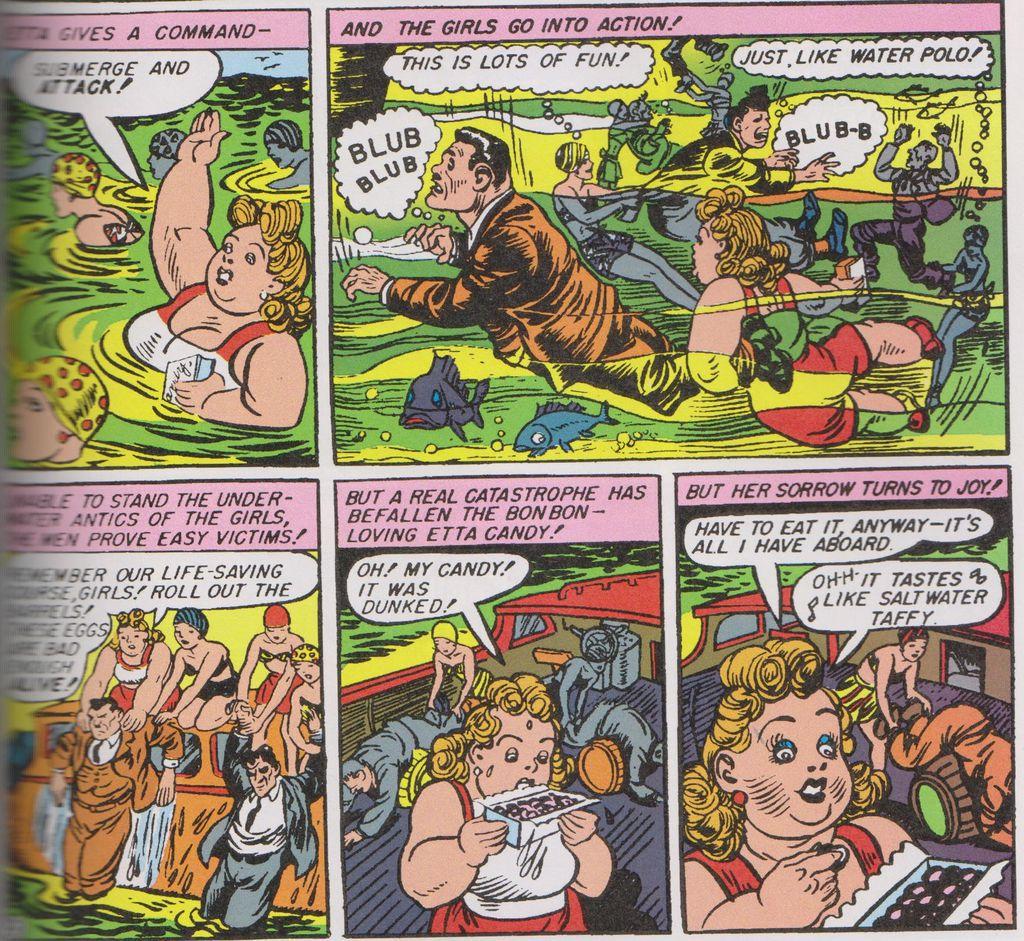 Sensation Comics #5