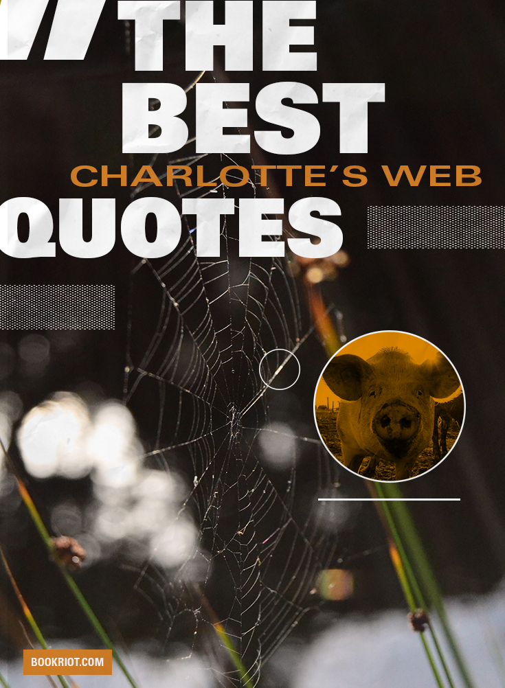 The Best Charlotte\'s Web Quotes For Sunny Days | Book RIot