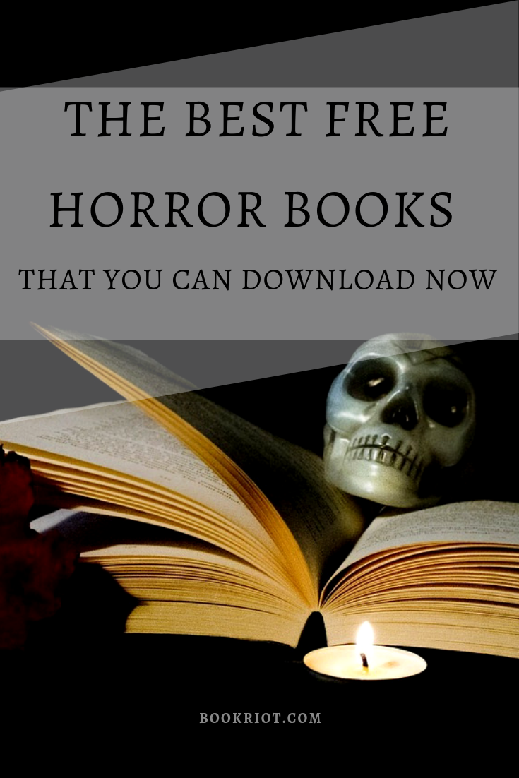 The Best Free Horror Books That You Can Download Now | Book Riot