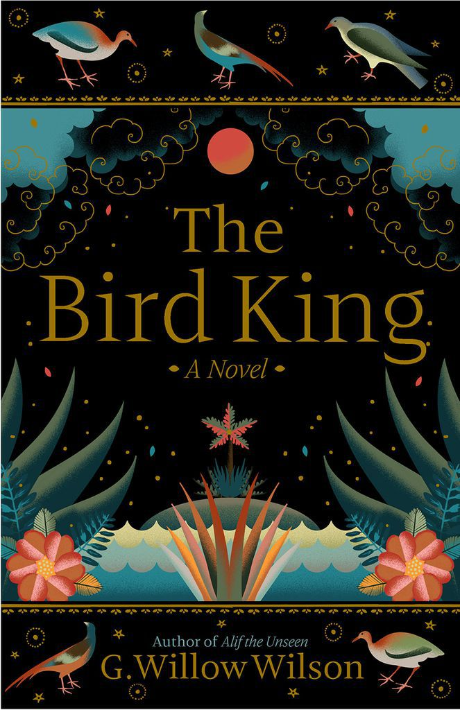 The Bird King book cover