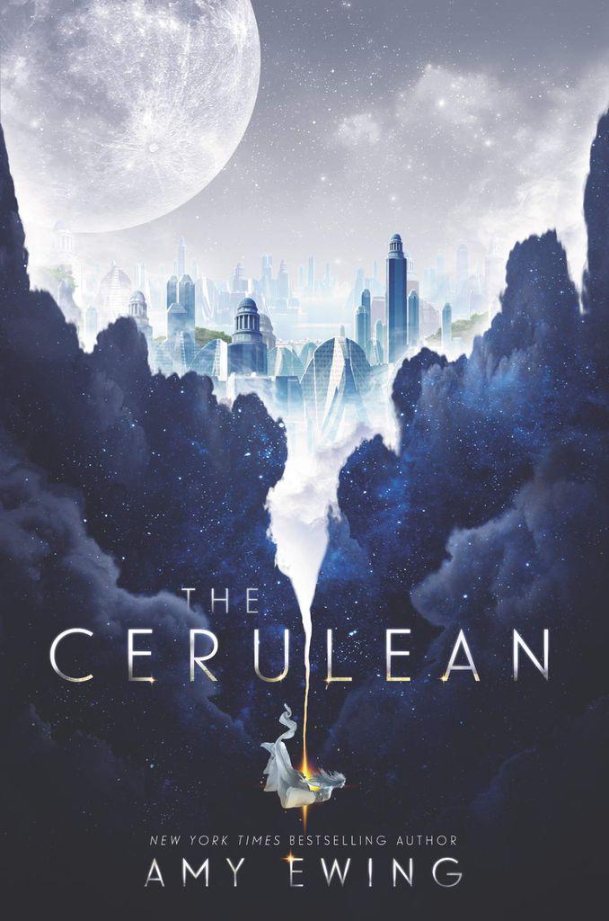 The Cerulean book cover