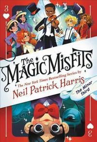 The Magic Misfits cover
