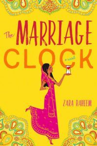 The Marriage Clock by Zara Raheem cover image