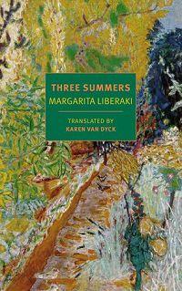 Three Summers Liberaki cover