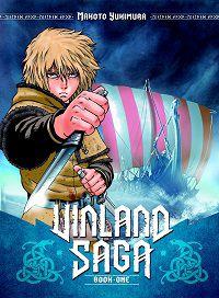 Vinland Saga - Makoto Yukimura cover