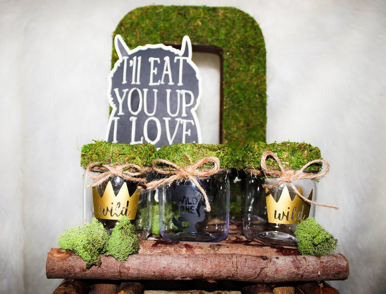 where the wild things are sweet jars