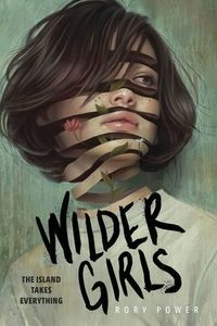 wilder girls by rory power cover