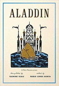 aladdin new tranlsation book cover yasmine seale