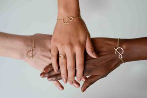 Ampersand Bracelet